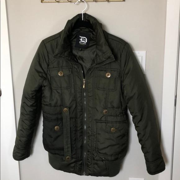 Dollhouse Jackets & Blazers - Puffer Jacket